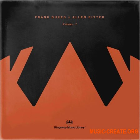Kingsway Music Library - Frank Dukes x Allen Ritter Vol.1 (Compositions) (WAV) - сэмплы синтезаторов