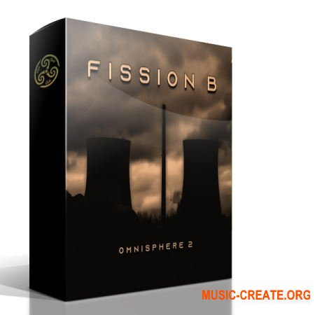 Triple Spiral Audio Fission B (SPECTRASONiCS OMNiSPHERE 2)
