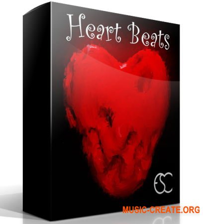 Triple Spiral Audio ESC Heart Beats (SPECTRASONiCS OMNiSPHERE 2)