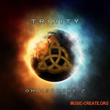 Triple Spiral Audio Trinity (SPECTRASONiCS OMNiSPHERE 2)