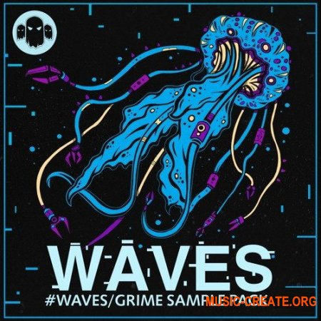 Ghost Syndicate Waves (WAV) - сэмплы Wave, Dubstep, Future Garage, Deep Trap