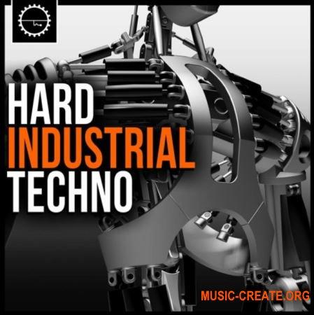 Industrial Strength Hard Industrial Techno (WAV) - сэмплы Techno