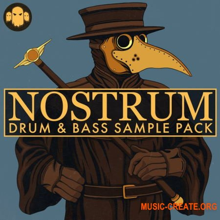 Ghost Syndicate Nostrum (WAV) - сэмплы Drum and Bass
