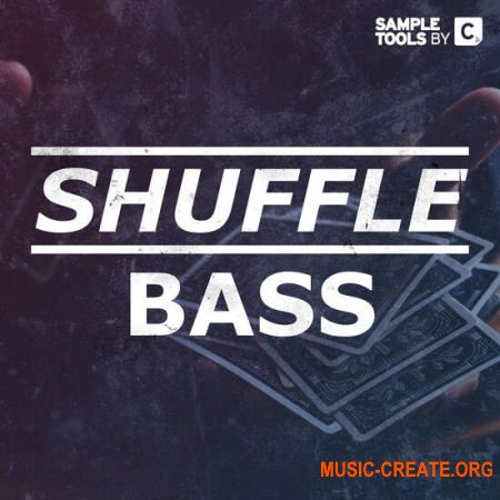 Sample Tools by Cr2 Shuffle Bass (MULTiFORMAT) - сэмплы Bass House