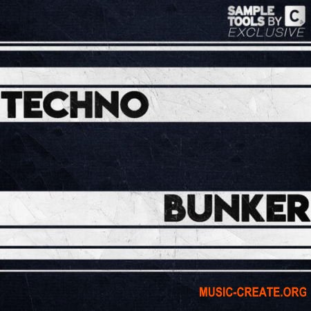 Sample Tools by Cr2 Techno Bunker (MULTiFORMAT) - сэмплы Techno