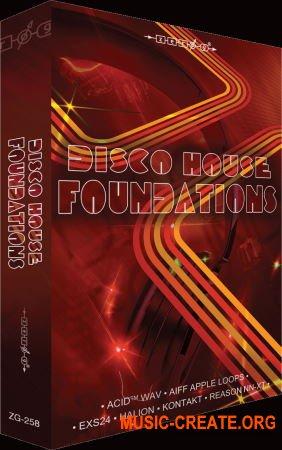 Zero-G Disco House Foundations (MULTiFORMAT) - сэмплы Disco House