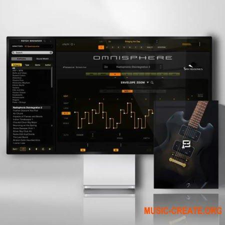 StudioPlug - Rockstar Vol. 2 (Omnisphere Bank)