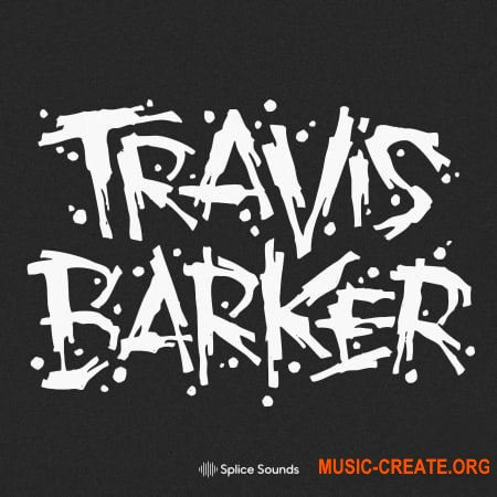 Splice Travis Barker Drum Kit (WAV) - сэмплы ударных