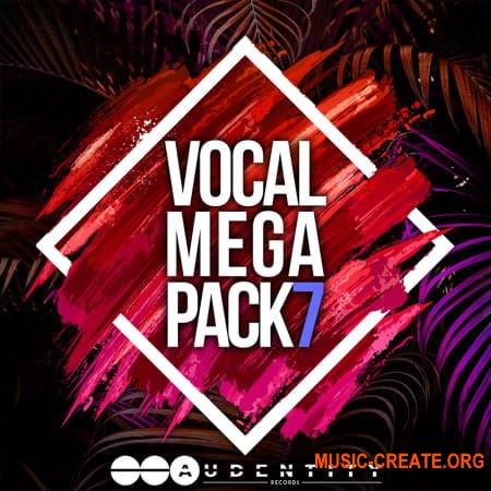 Audentity Records Vocal Megapack 7 (WAV SERUM SPiRE) - вокальные сэмплы