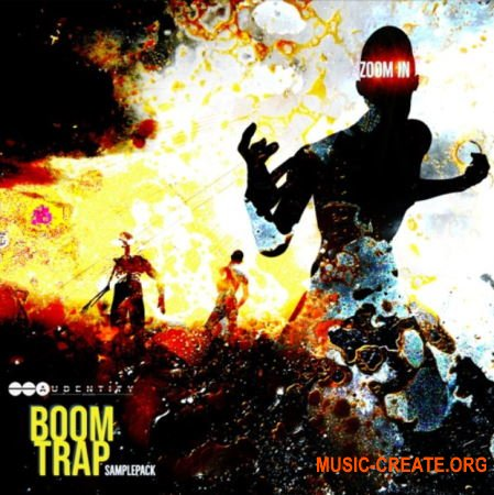 Audentity Records Boom Trap (WAV) - сэмплы Trap
