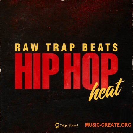 Origin Sound Hip Hop Heat (WAV) - сэмплы Hip Hop