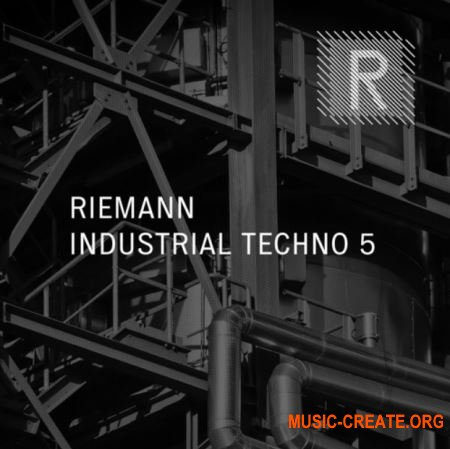 Riemann Kollektion Riemann Industrial Techno 5 (WAV) - сэмплы Industrial Techn, Dark Techno