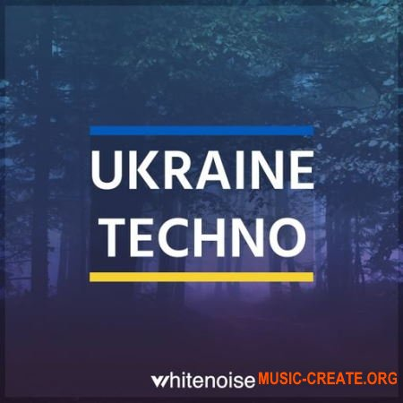 Whitenoise Records Ukraine Techno (WAV) - сэмплы Techno