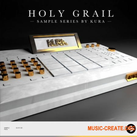 Spinnin Records Holy Grail Sample Series by KURA (WAV MiDi) - сэмплы Electro House