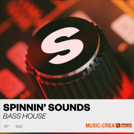Spinnin Sounds Bass House Sample Pack (MULTiFORMAT) - сэмплы Bass House