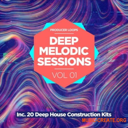 Producer Loops Deep Melodic Sessions (MULTiFORMAT) - сэмплы House, Techno