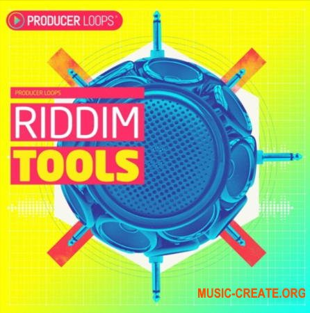 Producer Loops Riddim Tools (MULTiFORMAT) - сэмплы Dubstep
