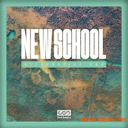 Soul Surplus New School Alternative RnB (WAV) - сэмплы RnB