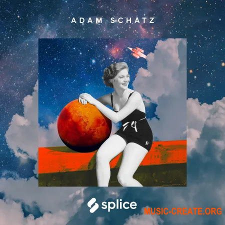 Splice Originals Lofi Scifi with Adam Schatz (WAV) - сэмплы Lo-fi Sci-fi