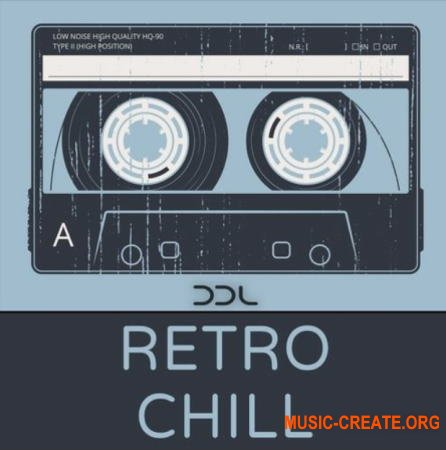 Deep Data Loops Retro Chill (WAV MiDi) - сэмплы Retrowave, Chillout