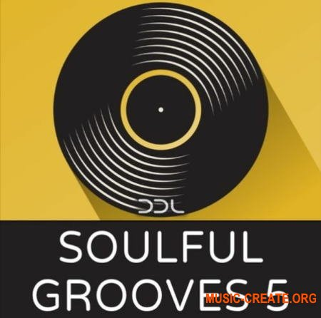 Deep Data Loops Soulful Grooves 5 (WAV MiDi) - сэмплы Soulful Grooves