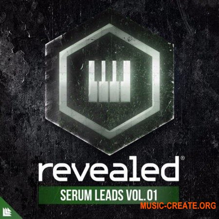 Revealed Recordings Revealed Serum Leads Vol 1 (Serum presets)