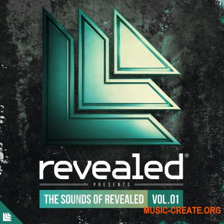 Revealed Recordings The Sounds Of Revealed Vol. 1 (WAV SYLENTH1 SPiRE) - сэмплы EDM