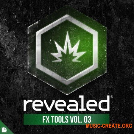 Revealed Recordings Revealed FX Tools Vol. 3 (WAV SYLENTH1) - звуковые эффекты
