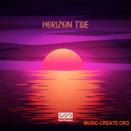Soul Surplus Horizon Tide (WAV) - сэмплы Chillwave, Pop