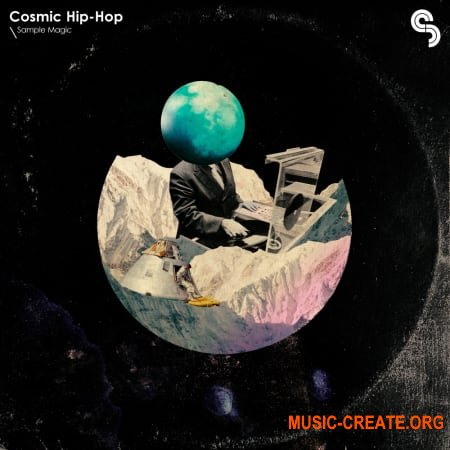 Sample Magic Cosmic Hip-Hop (WAV, MIDI) - сэмплы Hip Hop