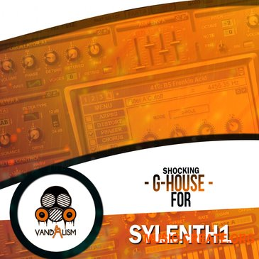 Vandalism Shocking G-House For Sylenth1