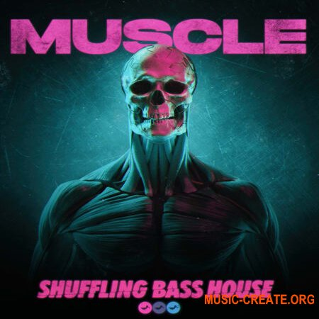 Soundsmiths Muscle Shuffling Bass House (WAV) - сэмплы Bass House