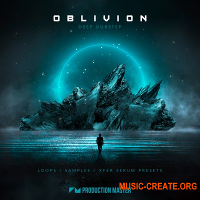 Production Master - Oblivion - Deep Dubstep (WAV, SERUM) - сэмплы Dubstep