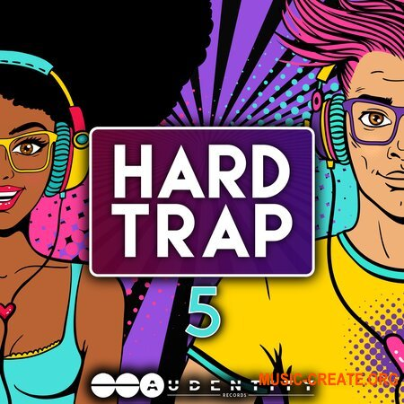 Audentity Records Hard Trap 5