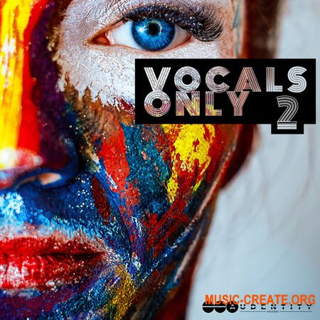 Audentity Records Vocals Only 2