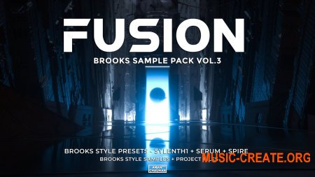 Aman Chauhan FUSION Brooks Sample Pack Vol.3