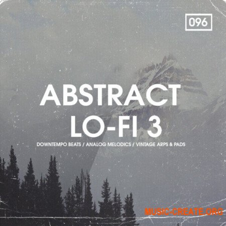 Bingoshakerz Abstract Lo-Fi 3 (WAV, MIDI, REX2) - сэмплы Downtempo, Ambient