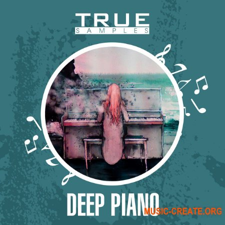 True Samples Deep Piano
