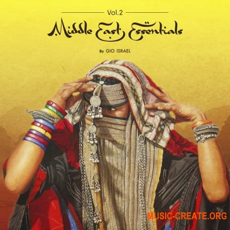 Gio Israel Middle East Essentials Vol. 2