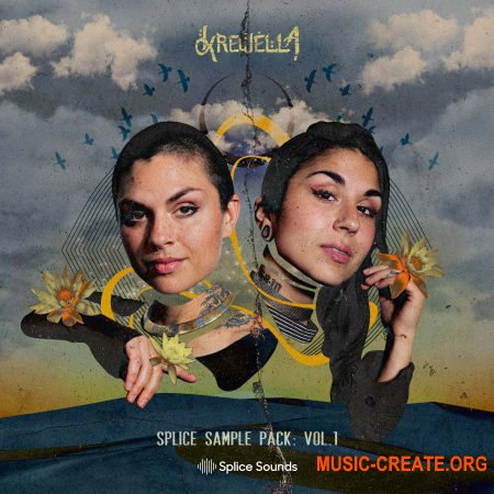 Splice Sounds Krewella Sample Pack Vol. 1 (WAV) - сэмплы EDM, Pop