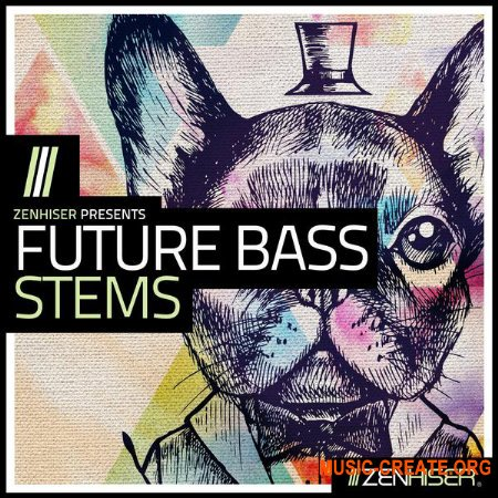 Zenhiser Future Bass Stems
