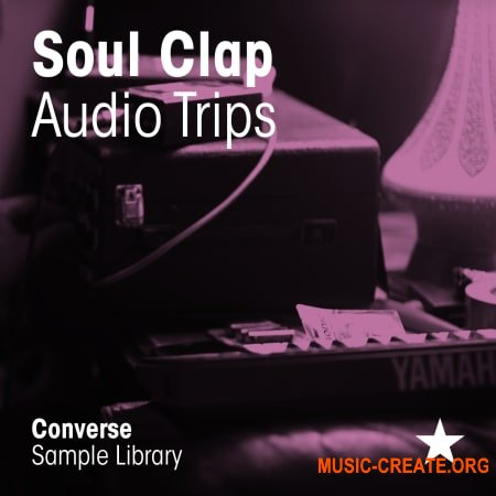 Converse Sample Library Soul Clap Audio Trips
