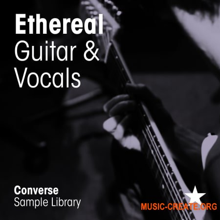 Converse Sample Library Ethereal Guitar and Vocals