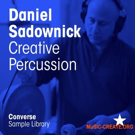 Converse Sample Library Daniel Sadownick Creative Percussion