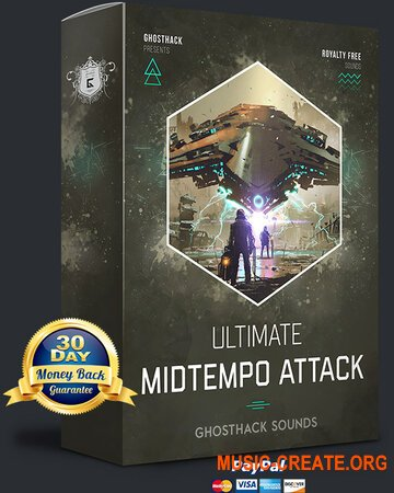 Ghosthack Ultimate Midtempo Samples