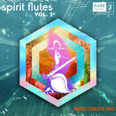 RARE Percussion Spirit Flutes Vol. 2 WAV