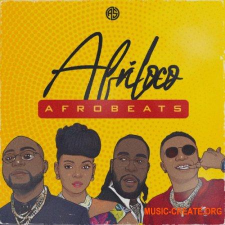 Ashka Afriloco Afrobeats WAV MIDI