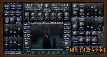 Swamp XT от HG Fortune - тембровый модульный синтезатор