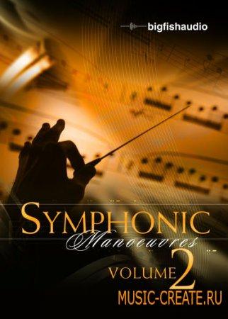 Symphonic Manoeuvres 2 от Big Fish Audio - сэмплы симфонических инструментов