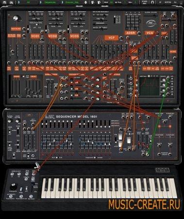 ARP 2600 V 2.0 от Arturia - аналоговый синтезатор